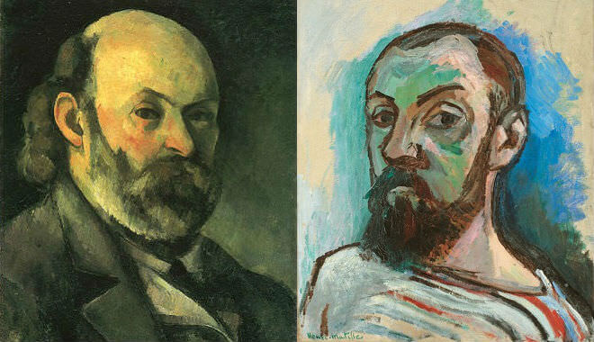Matisse and Paul Cezanne